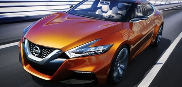 Nissan presentó el Concepto Sedán Deportivo en Detroit