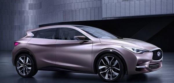Infiniti y Daimler trabajan en una nueva plataforma para cuatro modelos