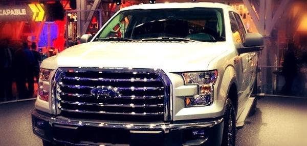 Ford lanza en Salón de Detroit la nueva generación de la camioneta F-150