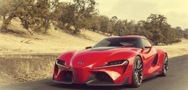 Toyota muestra un nuevo prototipo deportivo en el Salón de Detroit