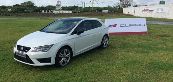 Nuevo SEAT León CUPRA