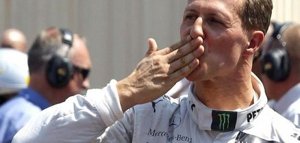 Schumacher, en coma tras sufrir un accidente de esquí