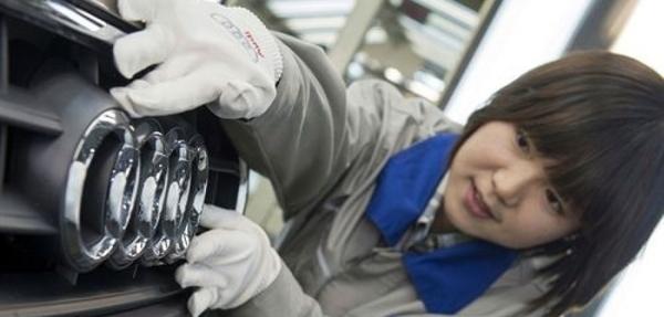 Audi invertirá 22.000 millones hasta 2018 en nuevos productos y tecnologías