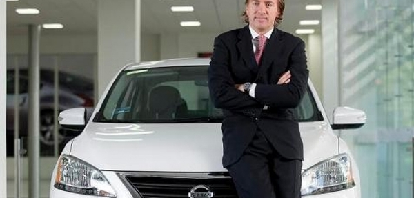 Nissan designa a José Luis Valls como chairman de Latinoamérica