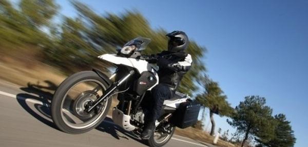 BMW Motorrad marca camino en el Salón Internacional de la Motocicleta México 2013