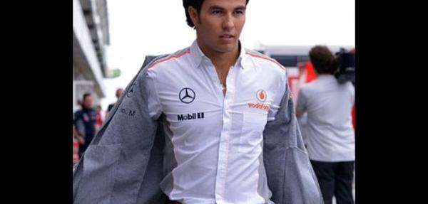 Sergio 'Checo' Pérez agradece a McLaren