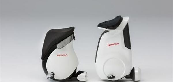 Honda presenta un nuevo dispositivo de movilidad personal en Tokio