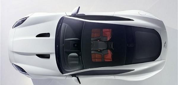 Jaguar F-Type Coupé debutará en el Salón de Los Ángeles