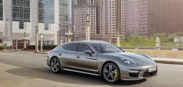 Porsche presentará en Tokio el nuevo Panamera Turbo S