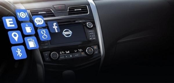 Nissan March es el primer vehículo en México con tecnología NissanConnect