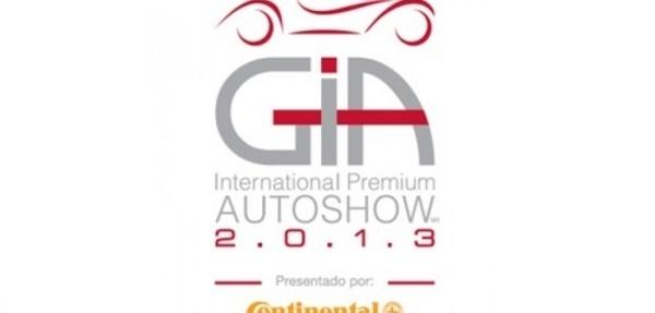 Gala Internacional del Automóvil 2013