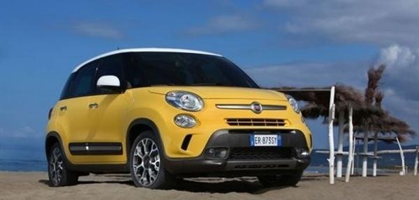 Fiat amplía la gama del 500L con las nuevas versiones Living y Trekking