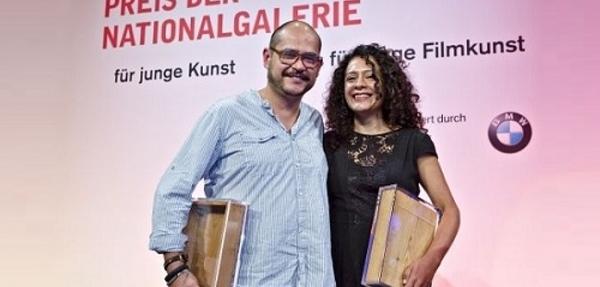 """BMW y """"Preis der Nationalgalerie"""" reconocen a artistas mexicanos en Alemania"""