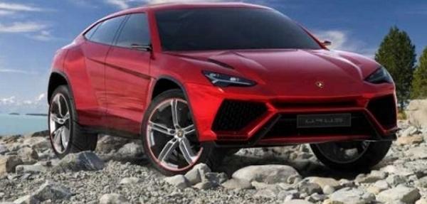 El Lamborghini Urus comenzará su producción en 2017