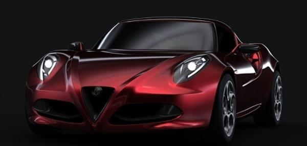 Fiat retrasa el regreso de su marca Alfa Romeo a los E.U