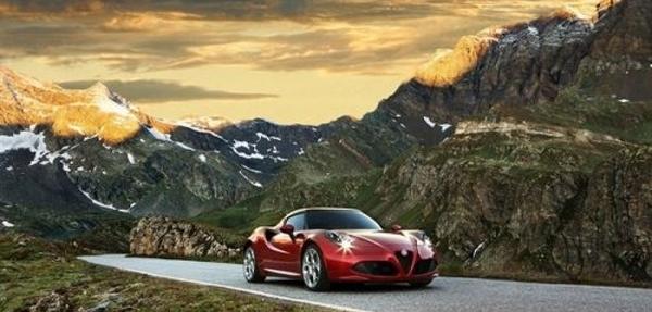 Alfa Romeo lanza en octubre el deportivo 4C