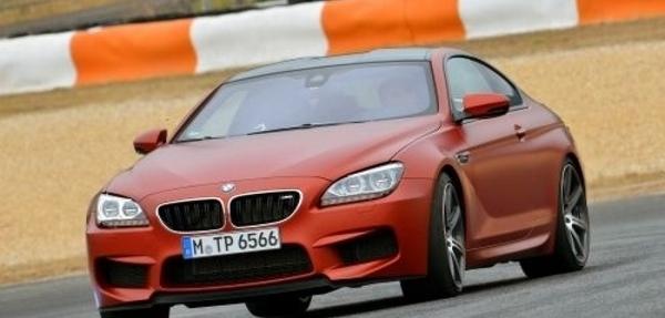 BMW M6 Competition Edition en la sala de distribuidores mexicanos