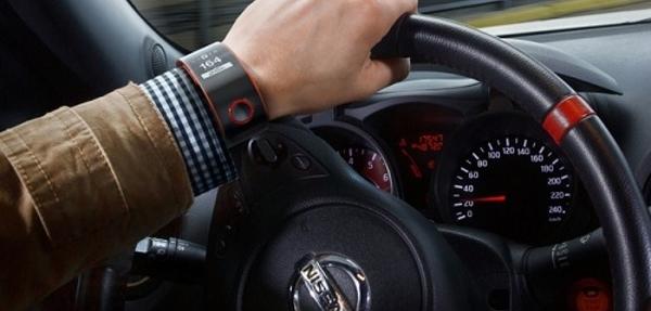 Nissan lanza su primer reloj inteligente para conectar al conductor con su auto