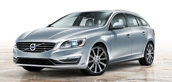 Volvo dio a conocer su nueva gama 2014