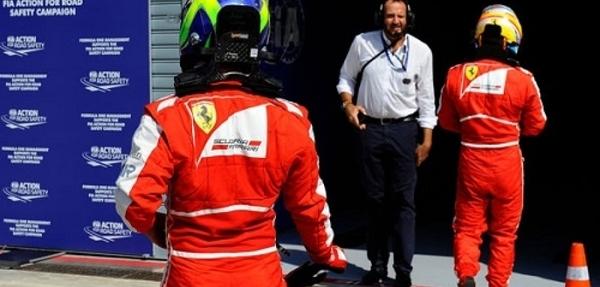 Felipe Massa no correrá en Ferrari en 2014