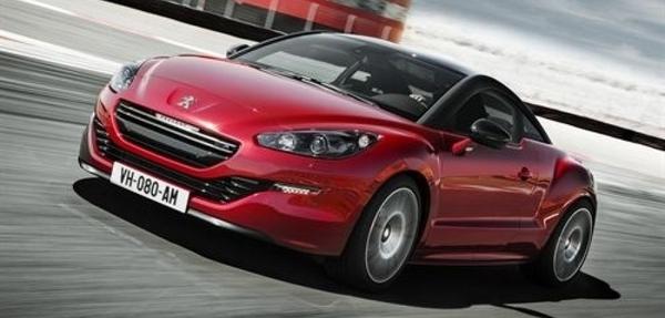 Peugeot lanzará a principios de 2014 el nuevo RCZ-R