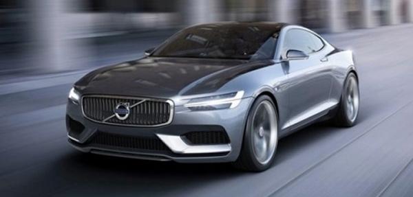 El Volvo Coupe Concept será presentado en Frankfurt