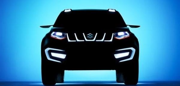 Suzuki dará a conocer el nuevo 'concept' todoterreno iV-4