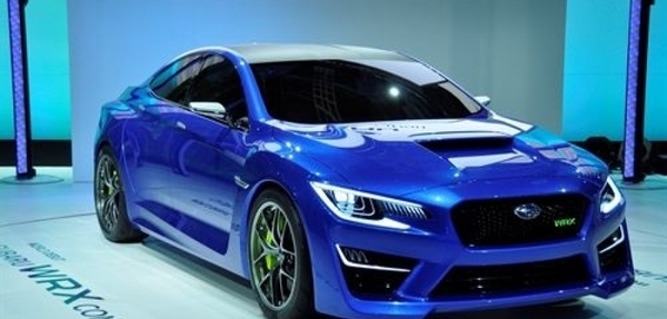 Subaru mostrará el nuevo 'concept' WRX en el Salón de Frankfurt