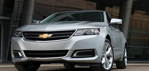 El Chevrolet Impala 2014 obtiene máxima puntuación en pruebas de impacto