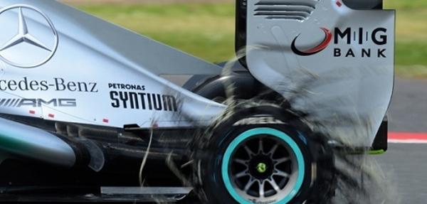 Pirelli entrego el informe completo sobre lo ocurrido en Silverstone con sus neumáticos