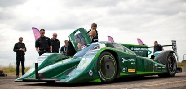 Nuevo récord de velocidad para un vehículo eléctrico