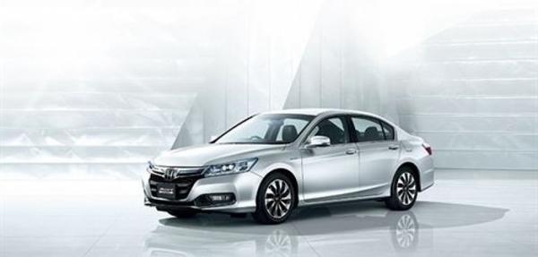 Honda lanza en Japón los nuevos Accord híbrido e híbrido enchufable