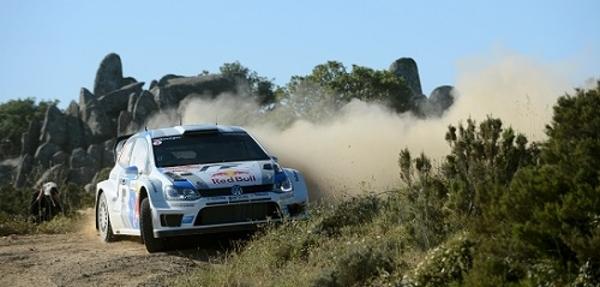 Volkswagen y Ogier consiguen su quinta victoria  en el Rally de Italia