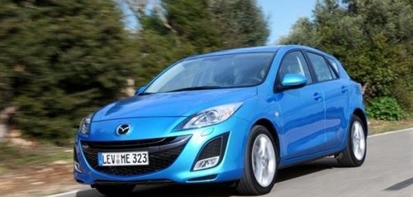 Mazda celebra el décimo aniversario del lanzamiento del Mazda3
