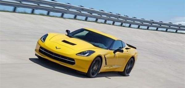 El Corvette Stingray es capaz de acelerar de 0 a 100 km en 3,9 segundos