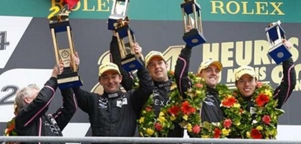 Ricardo González, segundo mexicano que gana en Le Mans