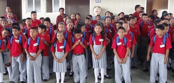 Inaugura Fundación ANDANAC-Nissan nueva escuela primaria