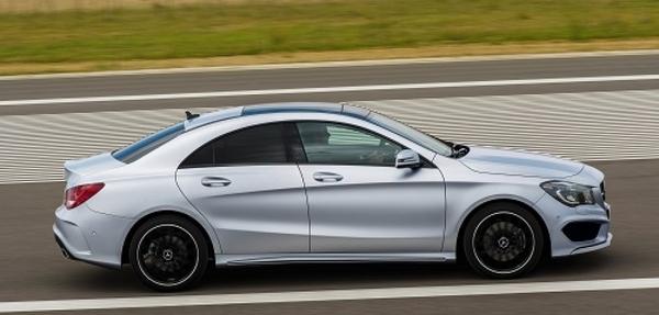 Presentación del nuevo Mercedes-Benz  CLA