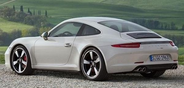 Porsche lanzará en septiembre una edición limitada del 911