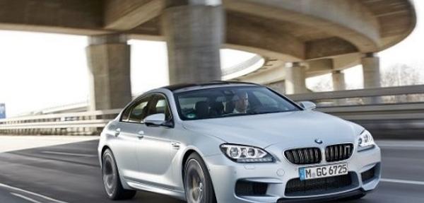 BMW presenta el nuevo BMW M6 Gran Coupé