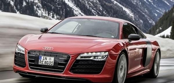Audi presenta el deportivo eléctrico R8 e-tron