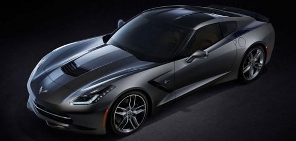 El nuevo Corvette Stingray tiene una potencia certificada de 460 caballos