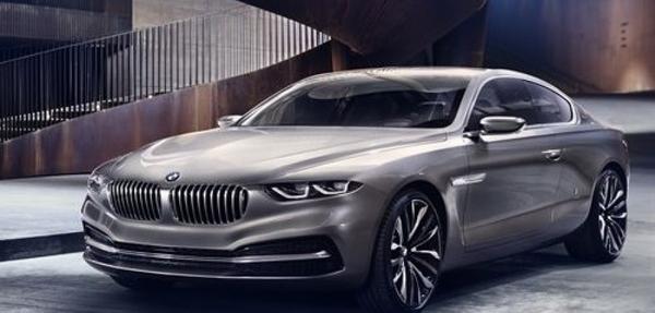 BMW y Pininfarina desarrollan un nuevo coche de concepto
