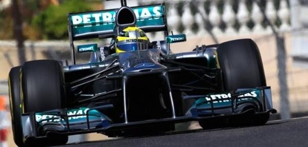 Rosberg logra la 'pole' en Mónaco por delante de Hamilton y Vettel