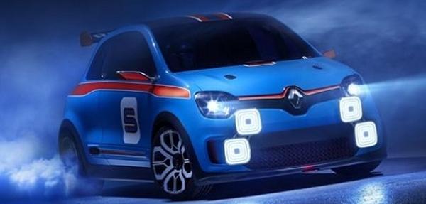 Renault da a conocer el concepto Twin'Run