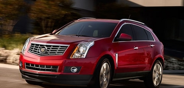 General Motors llama a revisión unidades Cadillac SRX