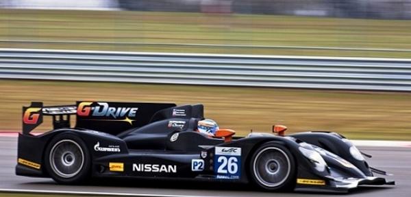 Nissan G-Drive Racing confirma sus pilotos para Le Mans