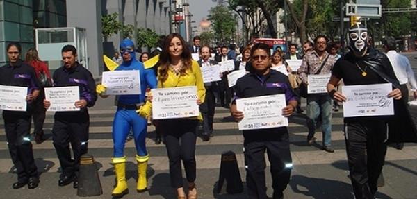 Volvo Cars  apoyó a la organización ¨Safe kids México¨