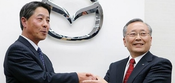 Mazda Motor Corp. ha nombrado Masamichi Kogai su próximo CEO