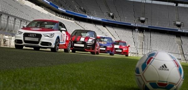 Audi Cup 2013: Partidos de clase mundial